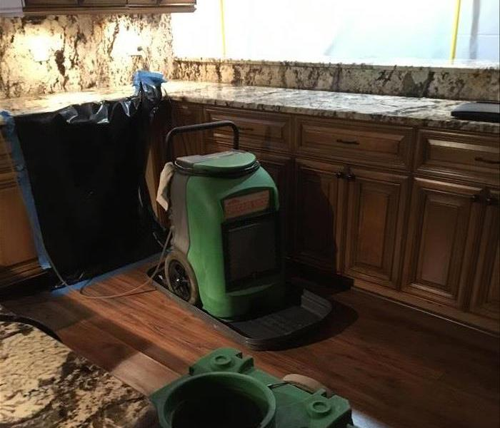 Davie Home Has Serious Water Damage Before