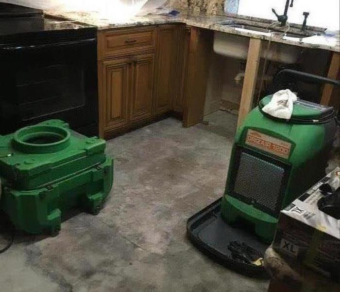 Davie Home Has Serious Water Damage After