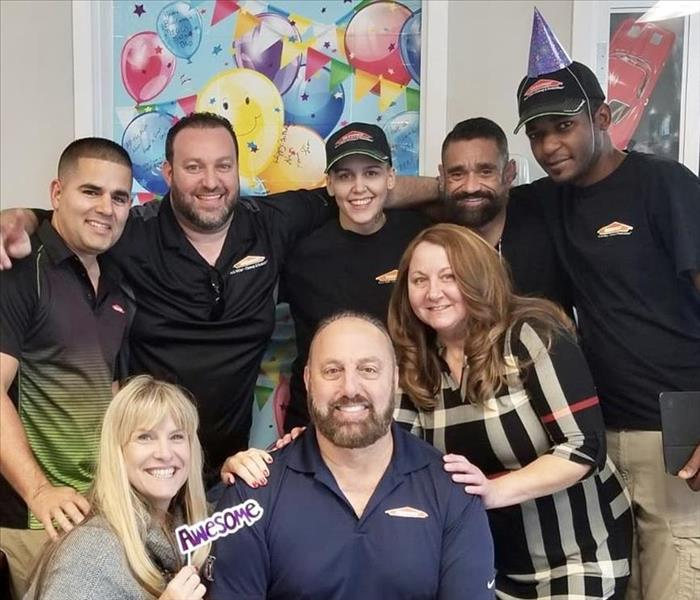 The SERVPRO of East Davie/Cooper City DREAMTEAM