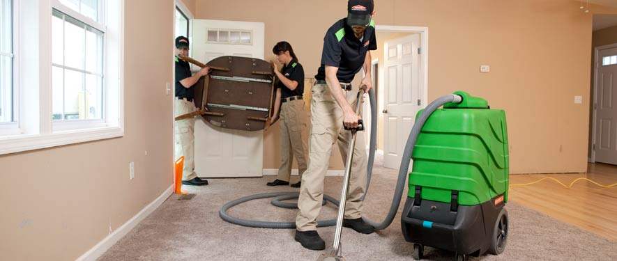 Davie, FL residential restoration cleaning